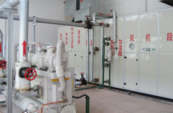 Purified Air System