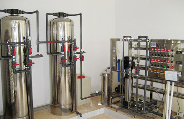 Purified Water System